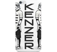 Kenzer Stormtrooper iPhone Case/Skin