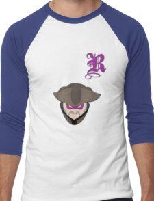 Revenge Society Men's Baseball ¾ T-Shirt