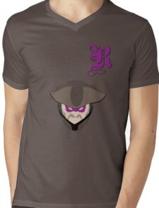 Revenge Society Mens V-Neck T-Shirt