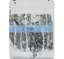 GO AWAY iPad Case/Skin