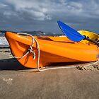 Coastal Kayaking by Susie Peek
