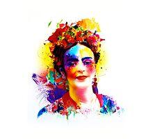 """""""Frida Kahlo"""" by IsabelSalvador"""