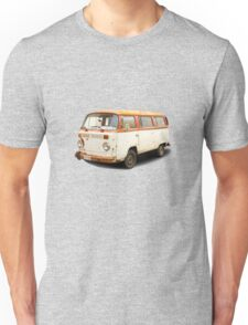 Old vw van Unisex T-Shirt