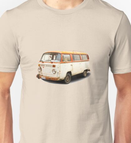Old vw van Unisex T-Shirt