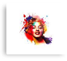 """""""Marilyn"""" Metal Print"""