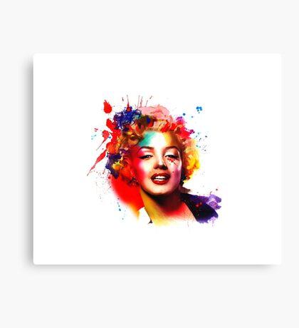 """Marilyn"" Canvas Print"