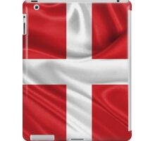 Flag of the Sovereign Military Order of Malta  iPad Case/Skin