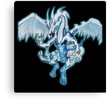 Yu-Gi-Oh! 5DS - Stardust Dragon Canvas Print