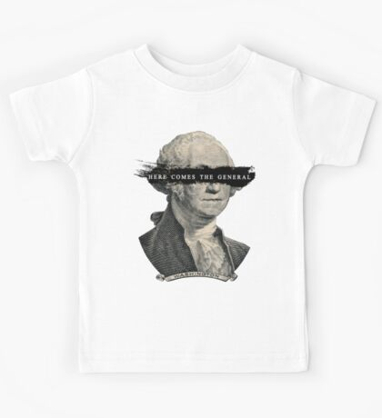 Here Comes the General! Kids Tee