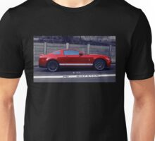 Red Stang - Bay Area Unisex T-Shirt