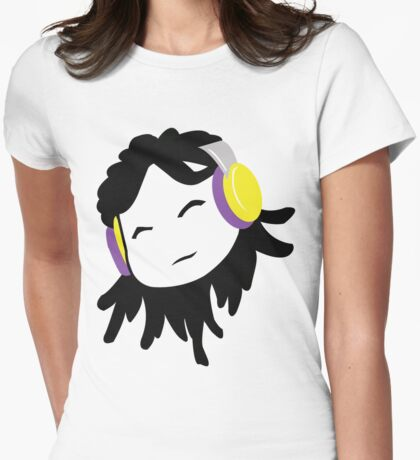 Vibe Womens Fitted T-Shirt
