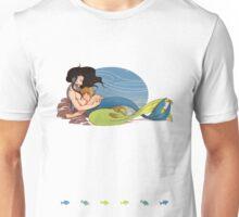 Sleepy MerHusbands Unisex T-Shirt