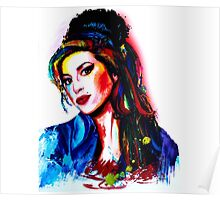 """""""My colors for Amy"""" Poster"""
