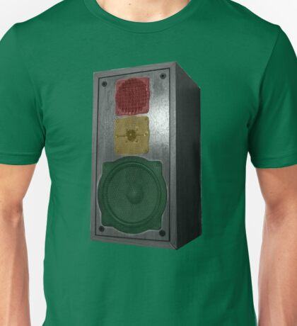 colors of sound Unisex T-Shirt