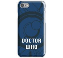 Doctor Who - Galifrayan iPhone Case/Skin
