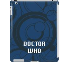 Doctor Who - Galifrayan iPad Case/Skin