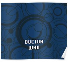 Doctor Who - Galifrayan Poster