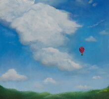 Up And Away by Lydia Orange