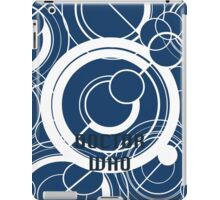 Doctor Who - Gallifreyan iPad Case/Skin