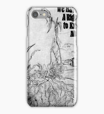 We Have a Right to Know About GMO iPhone Case/Skin