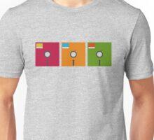 floppy color Unisex T-Shirt