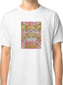 Mirrored Abstract Classic T-Shirt