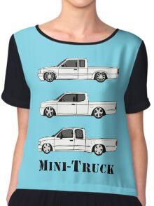 Mini Truck Chiffon Top