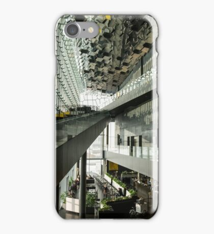 Harpa Music Hall iPhone Case/Skin