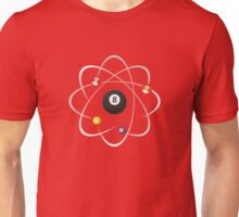 billard atoms Unisex T-Shirt