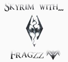 Skyrim with Fragzz Kids Clothes