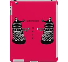 Surprisingly Positive Daleks iPad Case/Skin