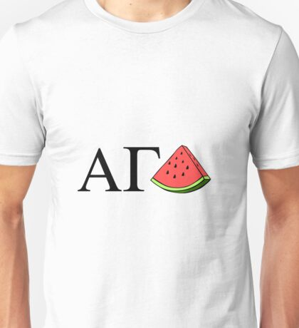 AGD Watermelon Unisex T-Shirt