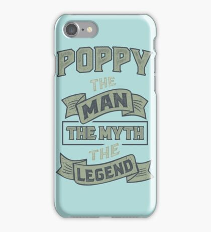 Poppy The Myth T-shirts Gifts iPhone Case/Skin