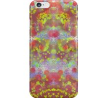 Mirrored Abstract iPhone Case/Skin