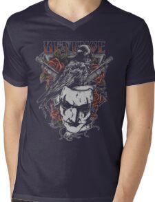 Revenge Mens V-Neck T-Shirt