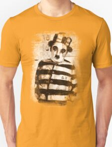 Charles Chaplin original  ink painting T-Shirt