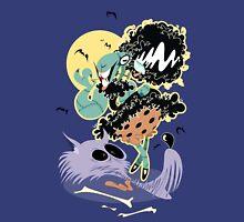 Frankensheep Meets the Wolf-Man Unisex T-Shirt