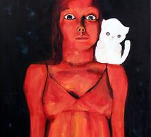 Prom Night with Carrie and Kitty by Jason Edward Davis
