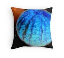 Peeled and inverted Throw Pillow