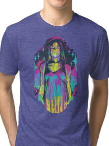 Neon Horror: Carrie Tri-blend T-Shirt