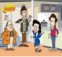 Seinfeld by Greg Vercoe