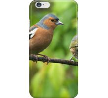 We can't keep on meeting like this.........! iPhone Case/Skin