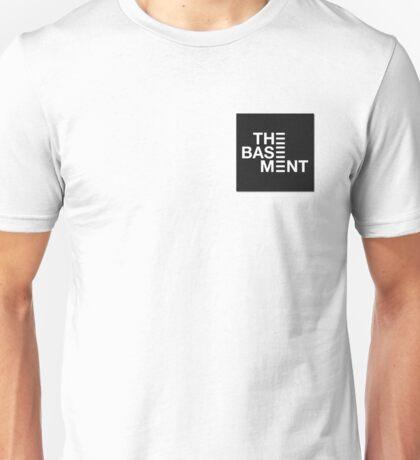 the basement logo Unisex T-Shirt