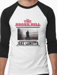 Bronx Bull Men's Baseball ¾ T-Shirt