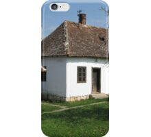 Two Old Buildings iPhone Case/Skin