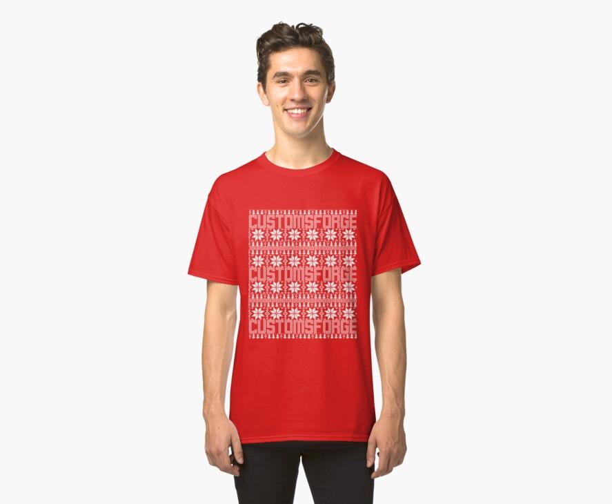 Merry Christmas from CustomsForge! by voyev0da