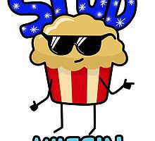 Stud Muffin by Reckless Merchandise