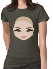Eden Sassoon! Womens Fitted T-Shirt