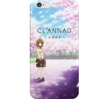 Clannad Phone Case-Cherry Blossom iPhone Case/Skin