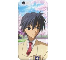 Clannad-Tomoya Phone Case iPhone Case/Skin